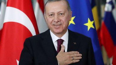 """صورة """"أردوغان"""" يطرح الحل الوحيد لمعضلة جزيرة """"قبرص"""""""