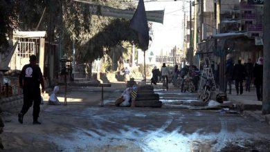 صورة اتفاق فك الحصار عن أحياء في الحسكة يدخل حيز التنفيذ