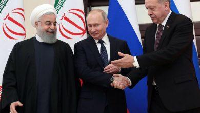 """صورة الدول الضامنة تتوافق على تمديد التهدئة """"المزعومة"""" في إدلب"""