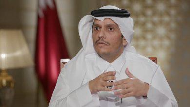 """صورة """"الدوحة"""" تدعم الحل السياسي بسوريا"""