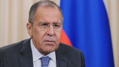 """صورة """"لافروف"""" يهدد بقطع العلاقات مع الاتحاد الأوروبي"""