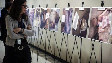 """صورة بالوثائق """"بشار الأسد"""" مجرم حرب!"""