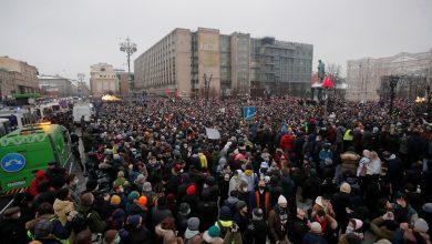 """صورة """"موسكو"""" تتهم أيادٍ خفية بالتحريض ضد الحكومة"""