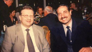 """صورة وفاة رجل أعمال """"الأسد"""" نادر القلعي"""