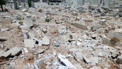 صورة روسيا تبحث عن رفات جندي إسرائيلي في دمشق