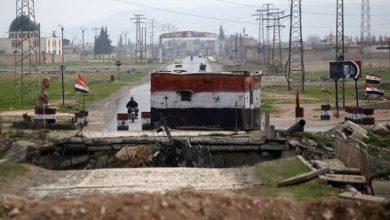 صورة استمرار مسلسل الاغتيالات في درعا