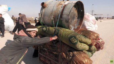 صورة معبر جديد يعيد الحياة لقرية شرق سوريا