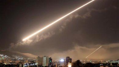 صورة إسرائيل تقصف إيران في سوريا وسط تأييد روسي