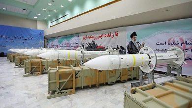 صورة حاويات أممية .. طريقة إيرانية جديدة لنقل صواريخها إلى سوريا