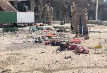 Photo of Wounded in two explosions in the city of Ras Al-Ain, Al-Hasakah