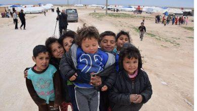 صورة منظمة: كورونا أبطأت استعادة الدول لأطفالها من مخيمات سوريا