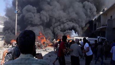 صورة الخارجية الأمريكية: ندين الهجمات الإرهابية الأخيرة شمال سوريا