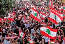 صورة شوارع لبنان تغص بالمحتجين من جديد!