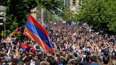 """صورة مجلس الأمن القومي الأرميني يدعو لإقالة """"غاسباريان"""""""