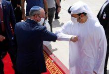 """صورة اعتماد أول سفير """"إماراتي"""" في """"إسرائيل"""""""
