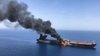 "صورة ""إسرائيل"" تتهم ""طهران"" باستهداف سفنها"