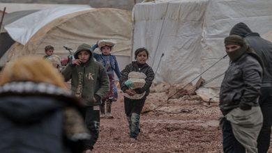 صورة انعقاد مؤتمر بروكسيل للمانحين بشأن سوريا