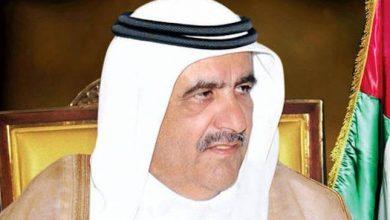 صورة وفاة نائب حاكم دبي