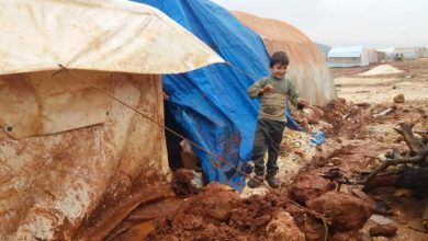 """صورة """"بلينكن"""" يدعو لفتح المعابر بسوريا"""