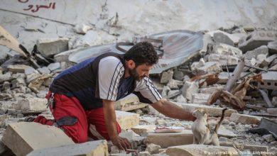 """صورة """"لجنة العدالة والمساءلة الدولية"""": شبكات روسية تحاول إنقاذ الأسد"""