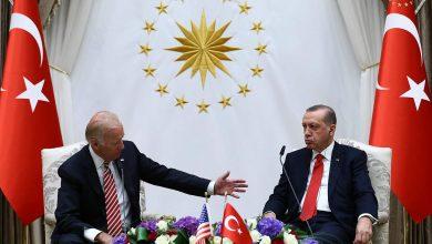 صورة بايدن يكسر الحاجز مع أنقرة ويتصل بأردوغان