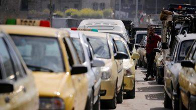 صورة ناقلة نفط إيرانية تصل بانياس