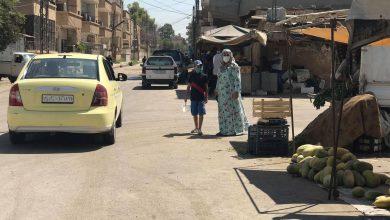 صورة حظر تجوال جديد في شمال شرق سوريا