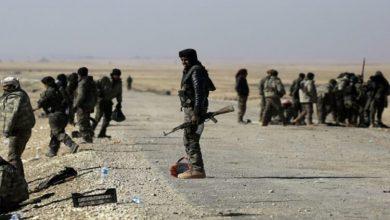 صورة نشاط داعش يتصاعد في ريف حماة