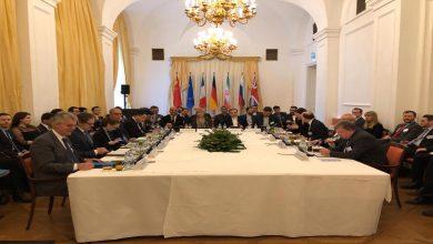 صورة أمريكا تواجه إيران في فيينا بمخطط التخصيب
