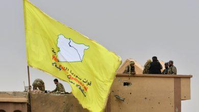 صورة قسد تفرض حظرا على قوات النظام في الرقة
