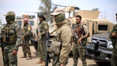 صورة قسد تقبض على 5 عناصر من تنظيم الدولة في دير الزور
