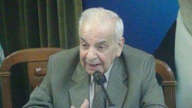 صورة وفاة السفير الفلسطيني في دمشق محمود الخالدي