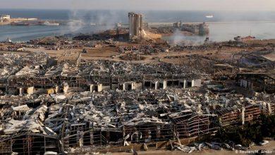 """صورة """"ألمانيا"""" و""""فرنسا"""" تتنافسان في إعادة إعمار مرفأ بيروت"""