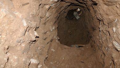 صورة تجنباً للاستهداف.. الحرس الثوري ينشأ مخازن في دير الزور