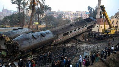 صورة إقالة رئيس هيئة السكة الحديد في مصر