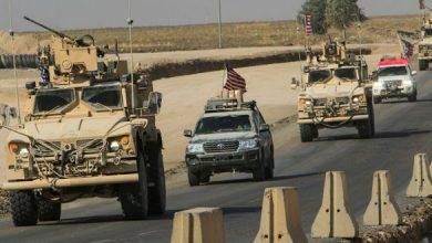 صورة 24 شاحنة عسكرية أمريكية تدخل ريف الحسكة