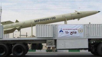 """صورة إيران تكذب رواية إسرائيل بشأن """"صاروخ ديمونة"""""""