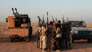 صورة داعش يسيطر على مواقع للنظام السوري في دير الزور