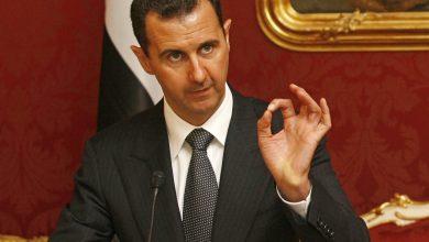 صورة الأسد يرشح نفسه للانتخابات الرئاسية المقبلة