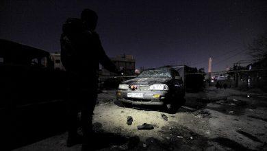 صورة وفاة طفلة وإصابة عدة أشخاص جراء انفجار أسطوانة غاز في العاصمة دمشق
