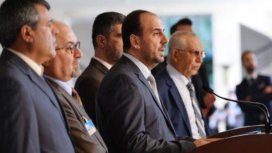 صورة الائتلاف السوري يطالب بتحرك دولي ضد النظام