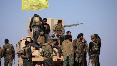 صورة قسد تلقي القبض على إحدى خلايا تنظيم الدولة في الرقة