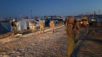 صورة عودة الاغتيالات الى مخيم الهول في الحسكة