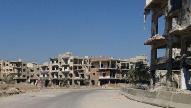 صورة النظام يمنع أهالي حي جوبر من العودة إلى منازلهم