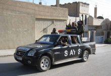 صورة اشتباكات بين الدفاع الوطني والأسايش في القامشلي