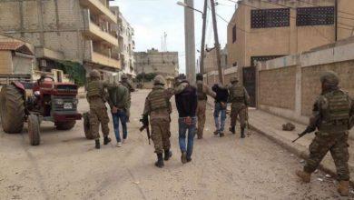 صورة النظام يشن حملة اعتقالات في ريف دمشق