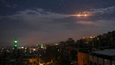 صورة ردا على صاروخ طائش.. إسرائيل تُطفئ أنوار مطار دمشق