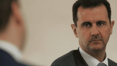 صورة تويتر يقيد حساب حملة بشار الأسد الانتخابية