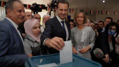 صورة الأسد يصعد بعد تجاهل الغرب للانتخابات