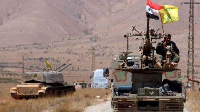 صورة قتلى وجرحى لميليشيا حزب الله العراقي شرقي حمص